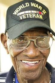 World War II Veteran and Hero